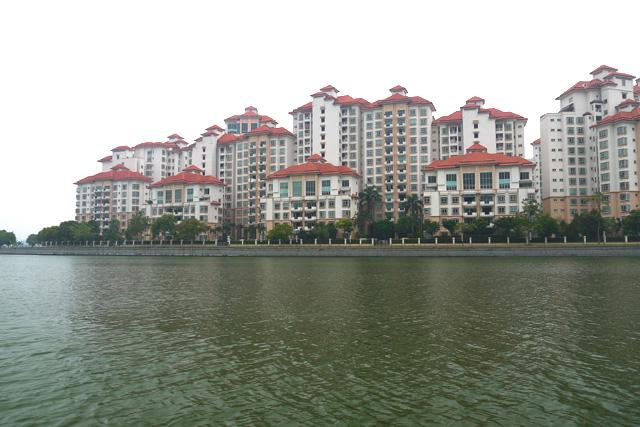 シンガポールダックツアーからみる景色