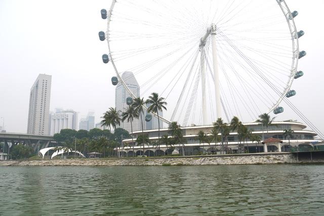 シンガポールダックツアーからみるシンガポールフライヤー